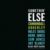 Adderley Cannonball - Somethin' Else (LP)