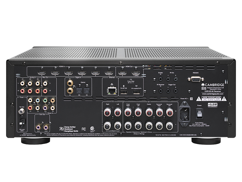 Cambridge Audio CXR120