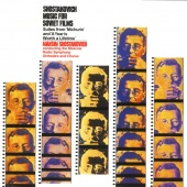 D. Shostakovich; M. Shostakovich, The Moscow Radio Symphony Orchestra - Music For Soviet Films (LP)