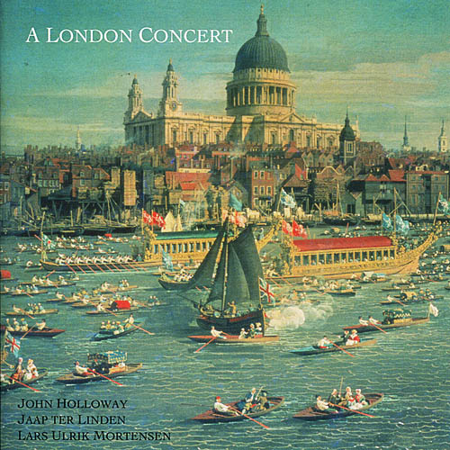 Holloway, Linden, Mortensen - A London Concert (CD)