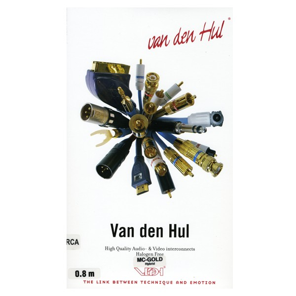 Van den Hul The MC-Gold Hybrid mk II