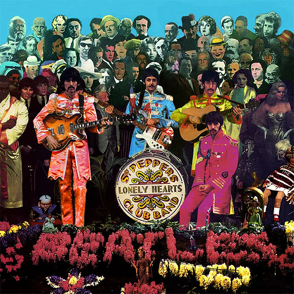 Beatles - Sgt Pepper' s Lonely Hearts Club Band (LP)