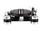 Transrotor Dark Star Silver Shadow, TR 800-S, Uccello