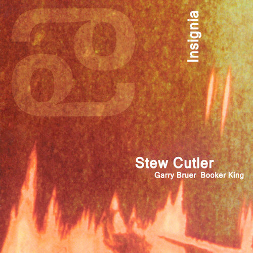 Stew Cutler - Insignia (CD)