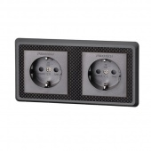 Furutech FT-SWS-D (R) Schuko Wall Socket