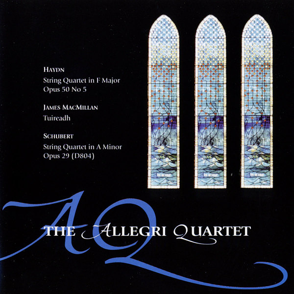 Allegri String Quartet - Haydn, James MacMillan, Schubert (CD)