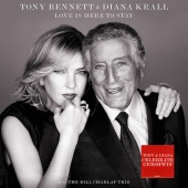 Tony Bennett & Diana Krall With Bill Charlap Trio - Love Is Here To Stay (LP)