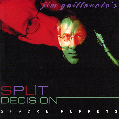 Jim Gailloreto - Shadow Puppets (CD)