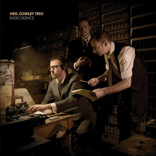 Neil Cowley Trio - Radio Silence (CD)