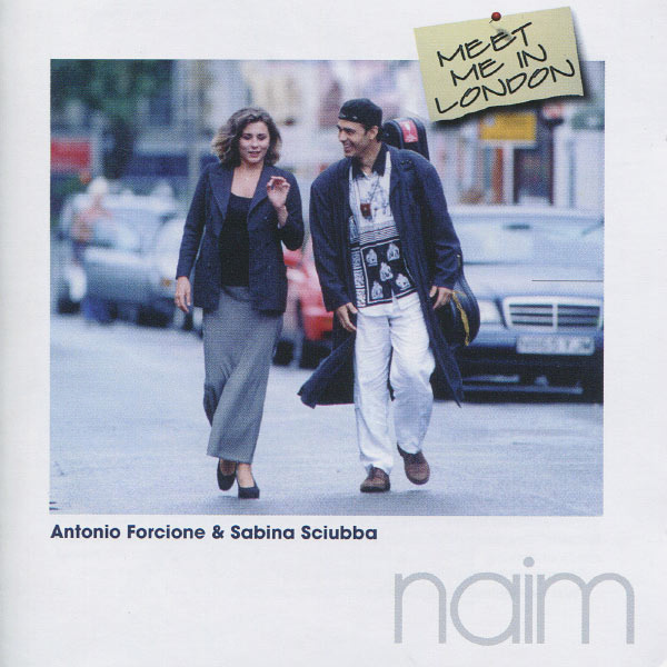 Antonio Forcione and Sabina Sciubba - Meet Me In London (CD)