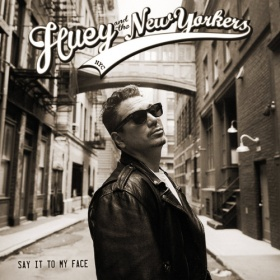 Huey And The New Yorkers - Say It To My Face (CD)