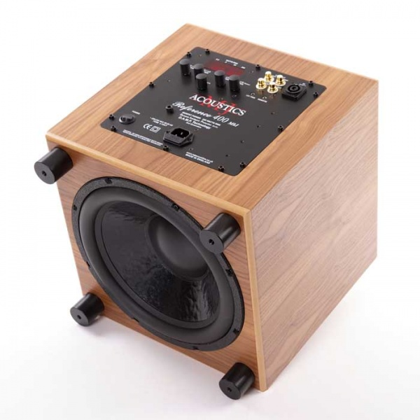 MJ Acoustics Reference 400