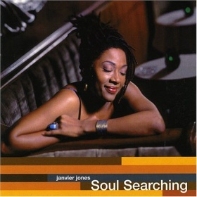 Janvier Jones - Soul Searching (CD)