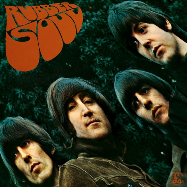 Beatles - Rubber Soul (LP)