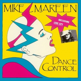 Mike Mareen - Dance Control (LP)